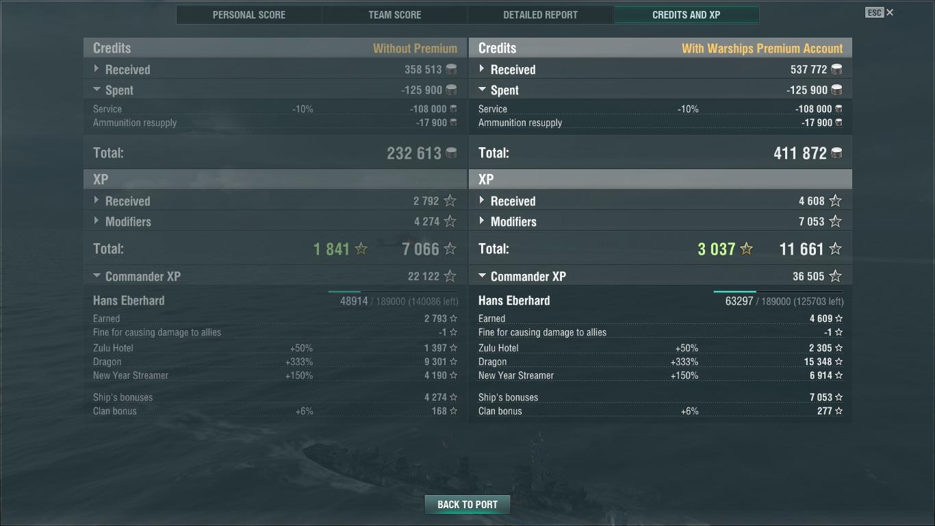 It's a Trap! 211k damage - personal best DD score  - WoWS